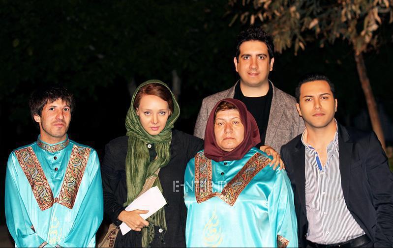 عکس جدید شهره قمر و احسان حق شناس