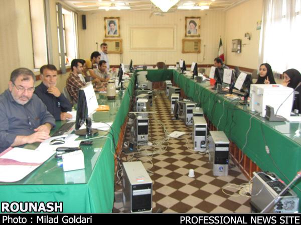 آمار ثبت نام شدگان انتخابات شوراها در دزفول + تصاویر