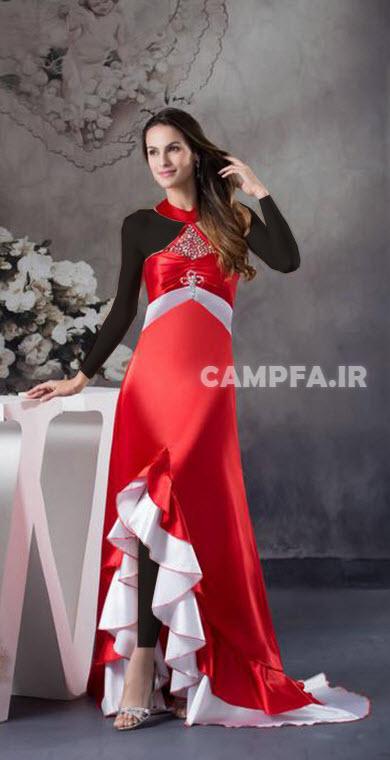 لباس مجلسی شیراز منطقه طالقانی لباس مجلسی