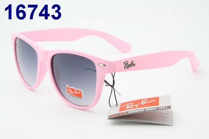 خرید عینک آفتابی ویفری فریم صورتی