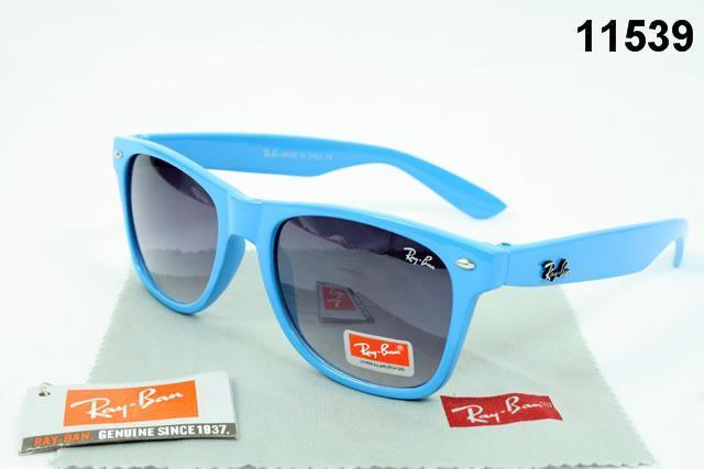 خرید عینک ویفری فریم آبی