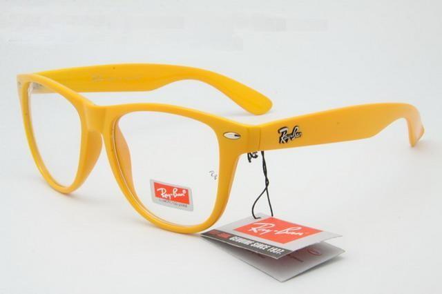 خرید عینک آفتابی ویفری فریم زرد