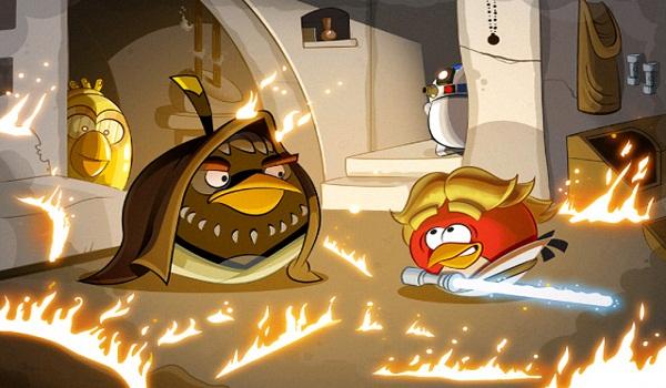 خرید بازی Angry Birds