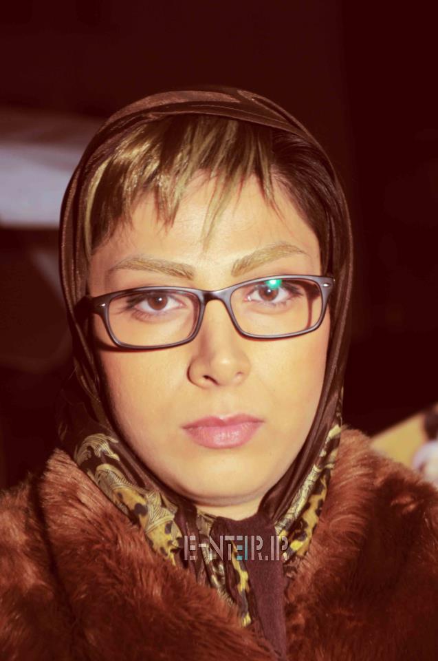 عکس جدید ساناز زرین مهر