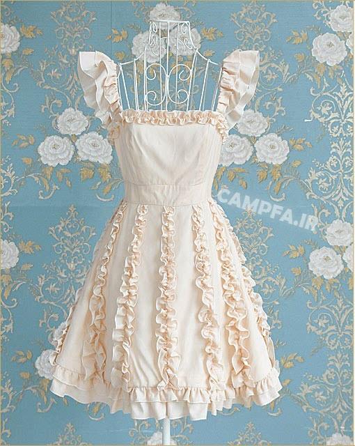 مدل لباس مجلسی کوتاه دخترانه 2013