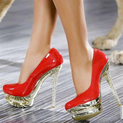 کفش های پاشنه بلند 2013