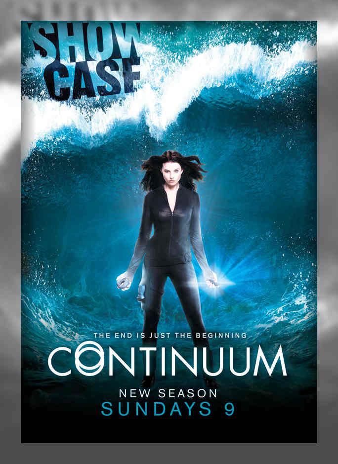 سریال Continuum فصل دوم