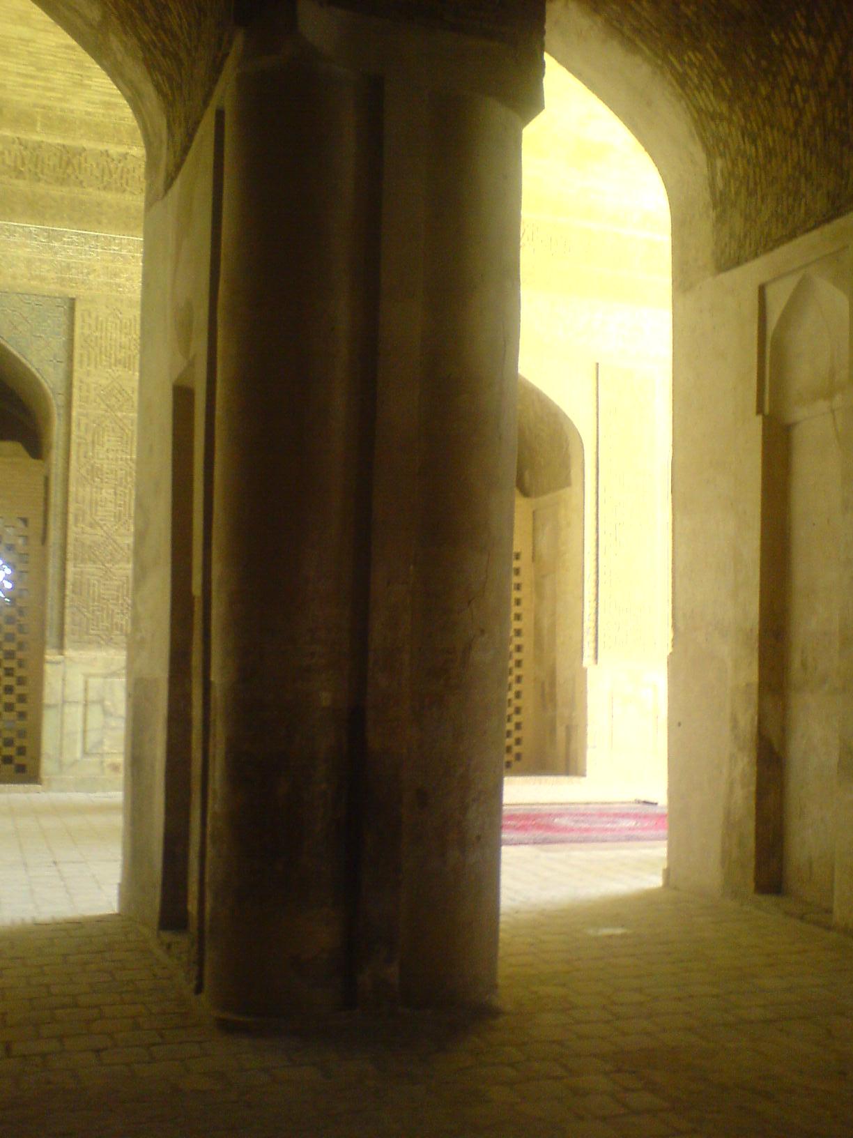 مسجد جامع اصفهان