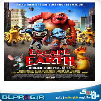 دانلود انیمیشن Escape From Planet Earth 2013