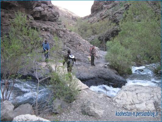 مسیر دره دارآباد