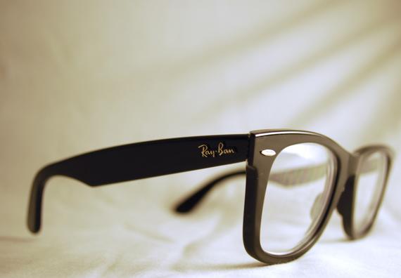 خرید عینک ریبن ویفری شفاف