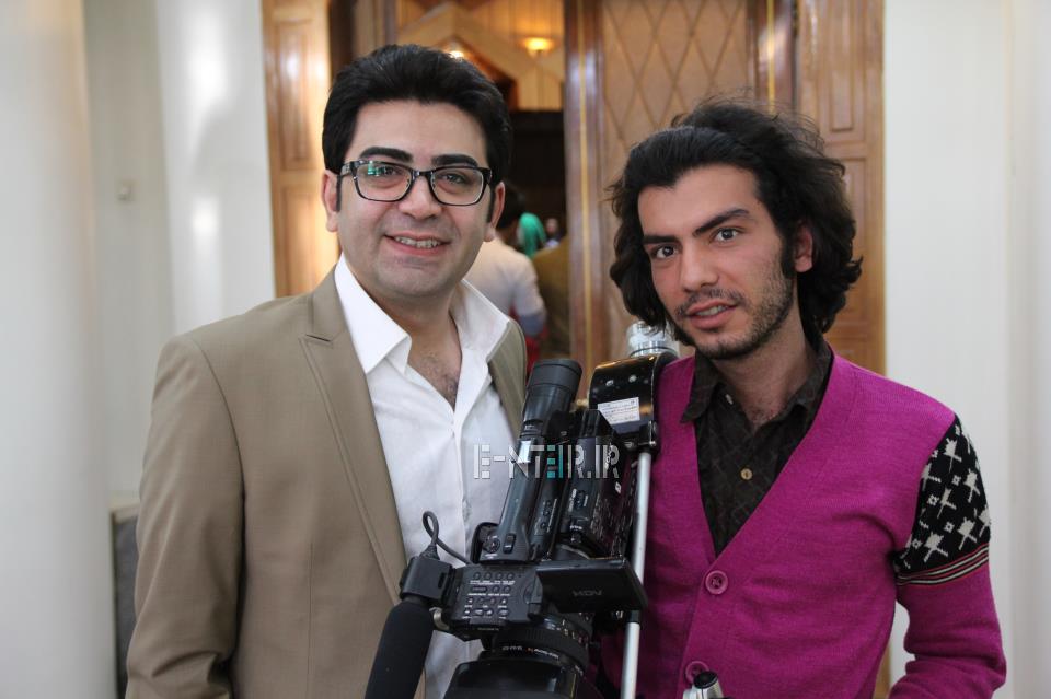 جدید ترین عکس فرزاد حسنی