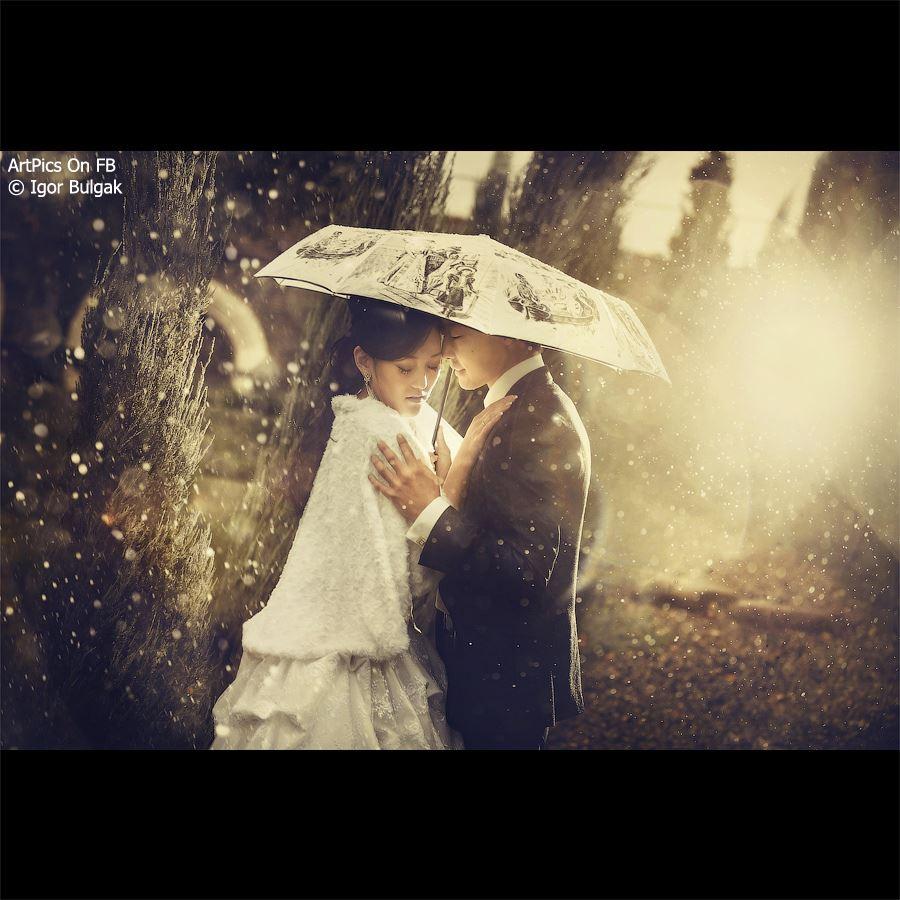 شعر عاشقانه - عشق یعنی تر شدن در زیر باران نشاط ( شعرهای ...
