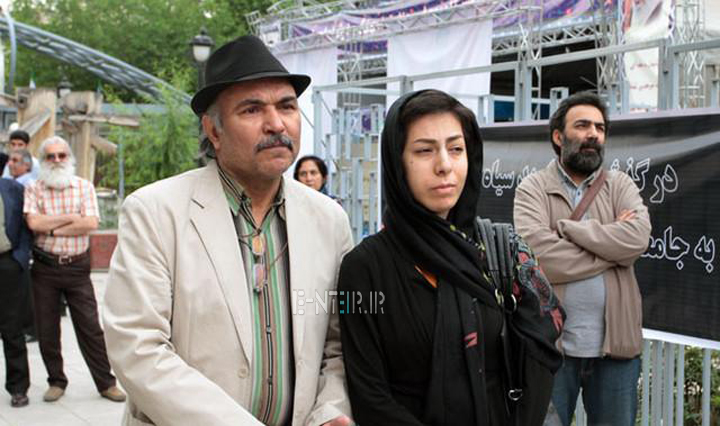 عکس جدید مهدی میامی و همسرش