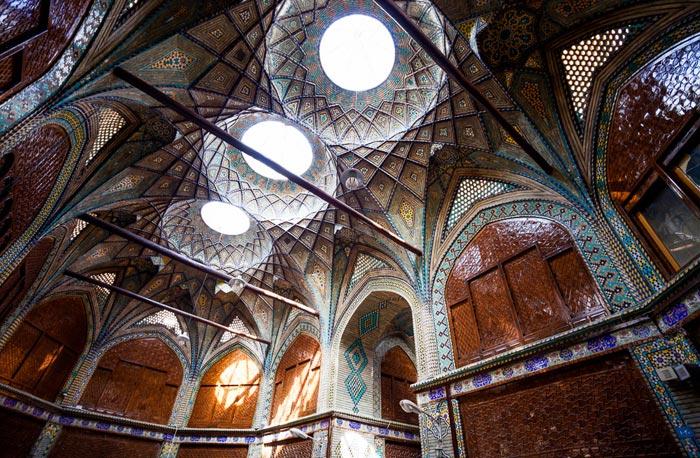 روایت مصور: بـازار اصفـهان از دوربیـن یک توریـست خـارجی