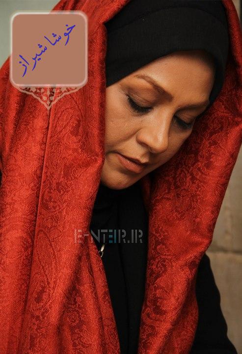 نسرین مقانلو در شیراز