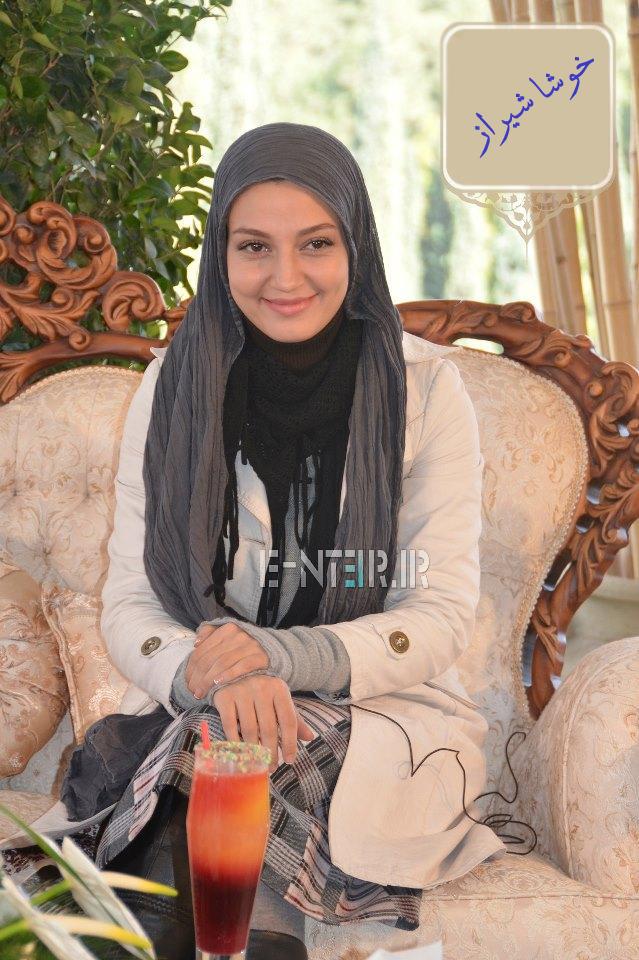 عکس های حدیث میر امینی در شیراز