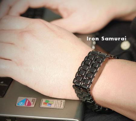 ساعت مچی جدید سامورایی