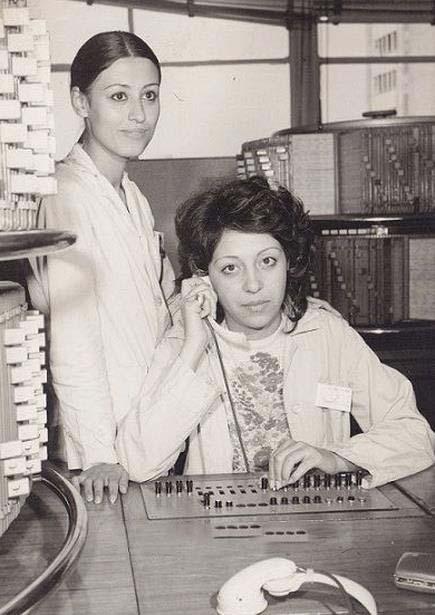 مرکز تلفن قبل از انقلاب(اعلام شماره تلفن-118)