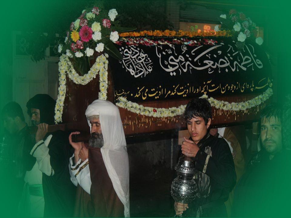 جوی آباد محله بختیاریها،عکس های فاطمیه ،هیئت عزاداران حضرت زهرا سلام الله علیها