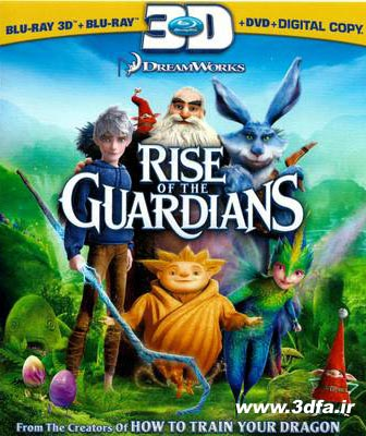 rise of the guardians 3d half sbs 2012