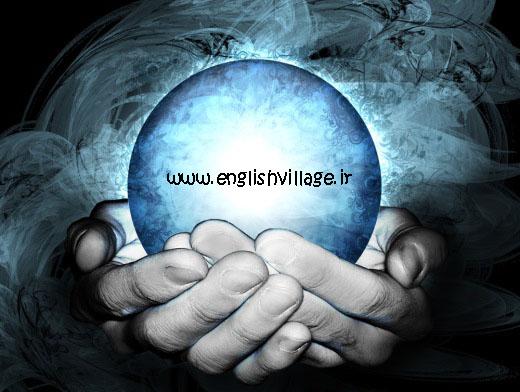 prediction - foretell - foresee - گوی پیش بینی - پیش گویی - آینده بینی