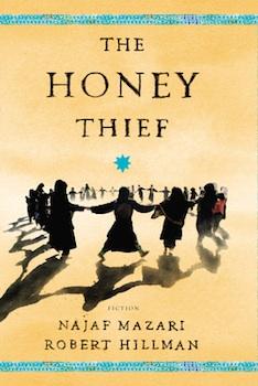 """کتاب """"عسل دوز"""" یا """"دزد عسل"""" مجموعه داستان های هزارگی به زبان انگلیسی"""