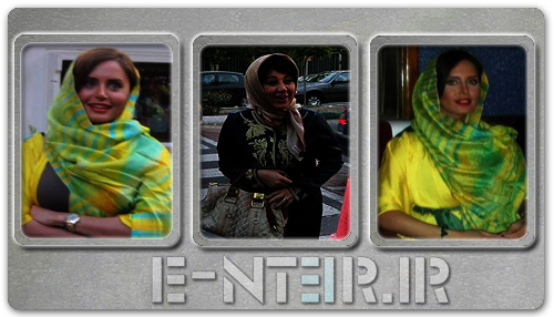 عکس های الناز شاکردوست و بهنوش بختیاری در مراسم اکران خصوصی رالی ایرانی