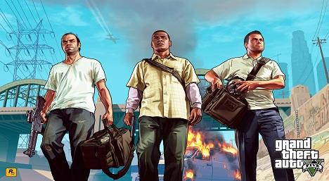 دانلود تریلر لانچ نسل هشتم بازی Grand Theft Auto V