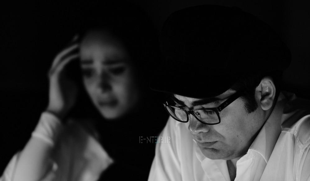 عکس های فرزاد حسنی در نمایشنامه خوانی سفر به نهایت دور
