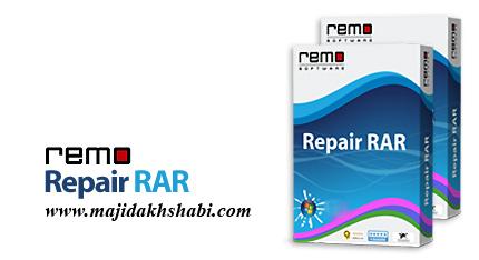 نرم افزار تعمیر فایل های آسیب دیده ی RAR