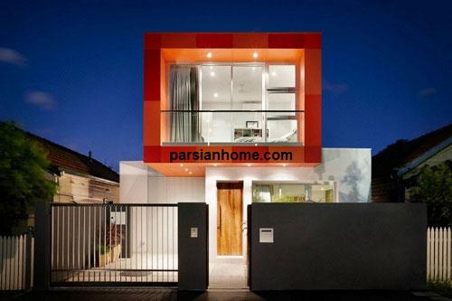 ، طراحی نمای ساختمان
