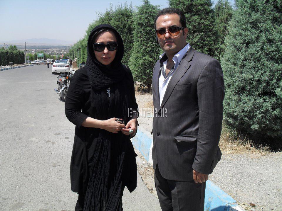 عکس شخصی و جدید پرستو صالحی