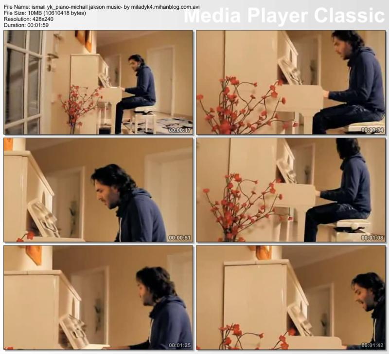 ismail yk اجرای ترانه ای از مایکل جکسون