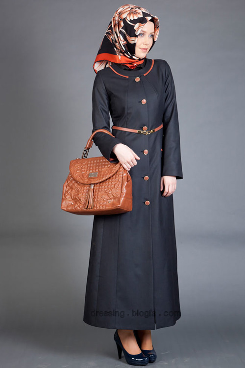 لباس دخترانه اسلامی