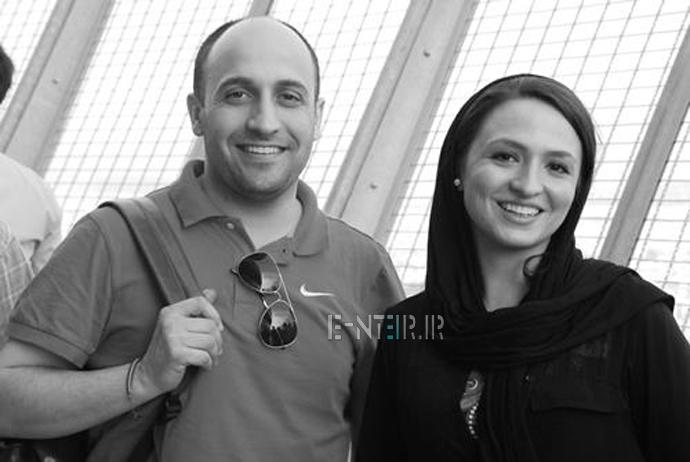 عکس جدید گلاره عباسی در برج میلاد