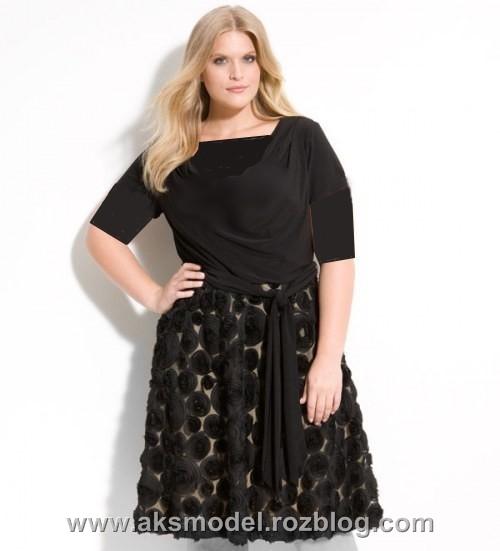 خرید اینترنتی لباس زنانه سایز بزرگ