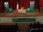 همایش حزب الله سایبر استان یزد با حضور حاج حسین یکتا