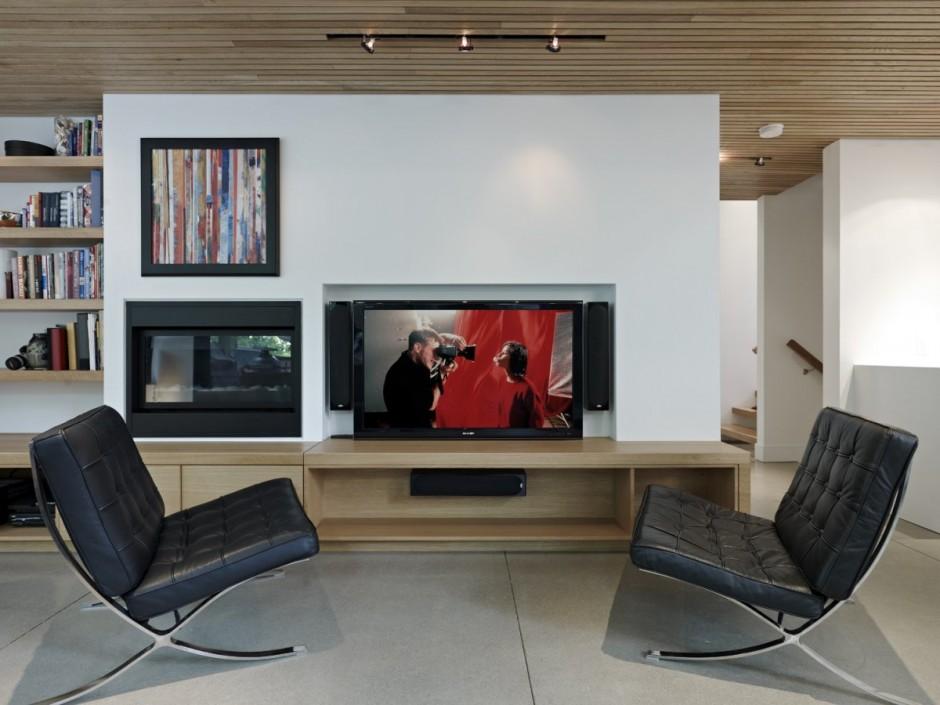 اقامتگاهی مدرن در تورنتو کانادا