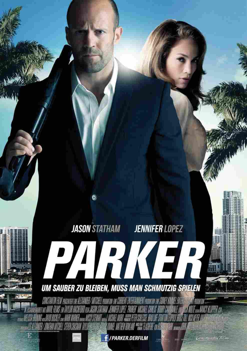 فیلم Parker 2013
