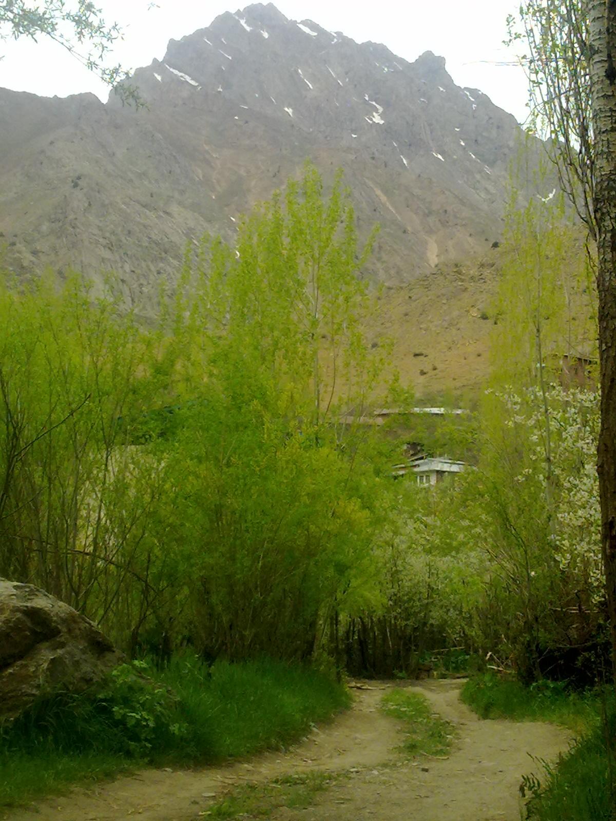 روستای حسنکدر