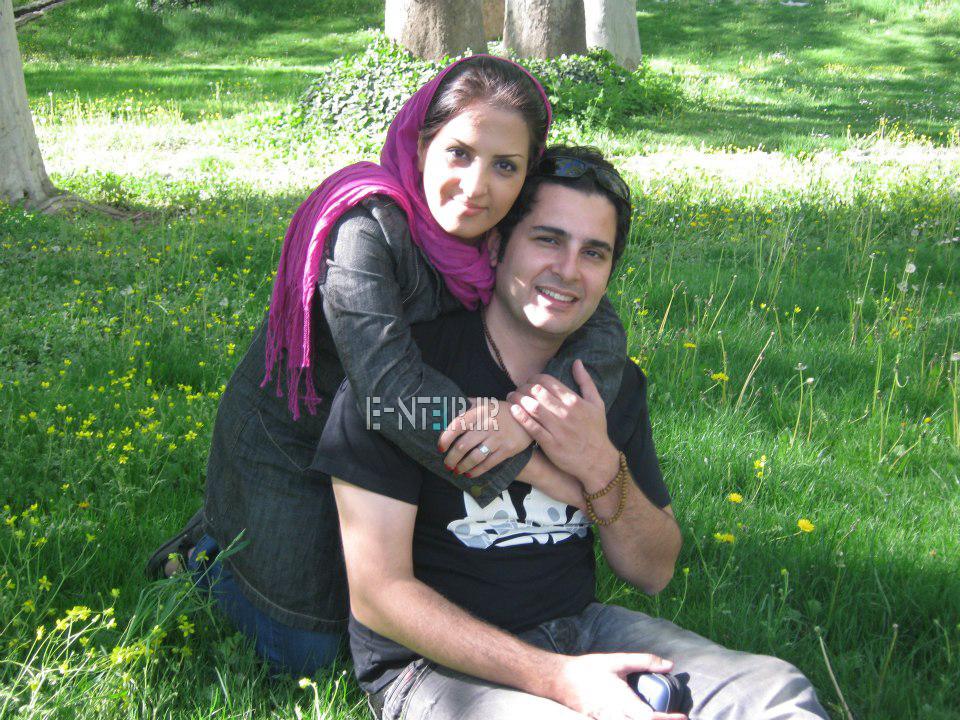 عکس شخصی و جدید بهنام قربانی و همسرش