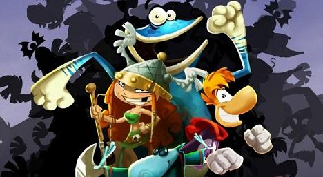 دانلود تریلر جدید بازی Rayman Legends