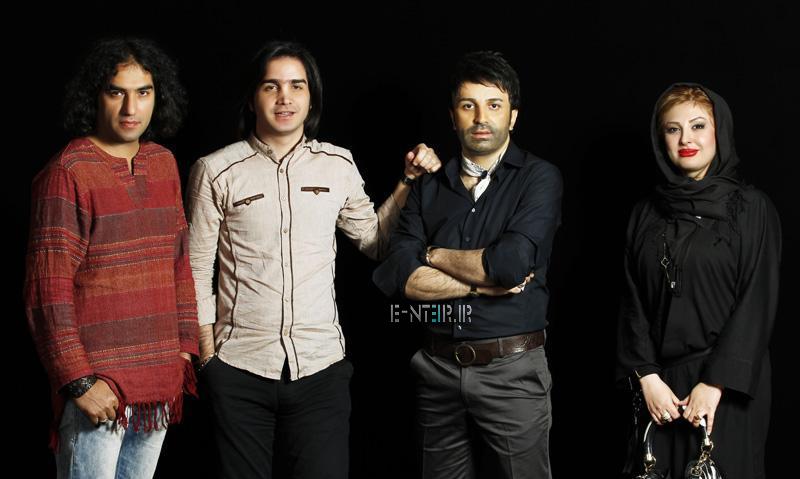 عکس جدید نیوشا ضیغمی در کنسرت محسن یکانه و علی لهراسبی