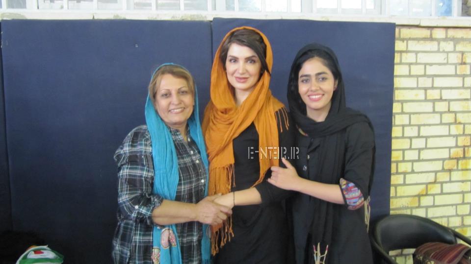 عکس شخصی و جدید مهشید حبیبی