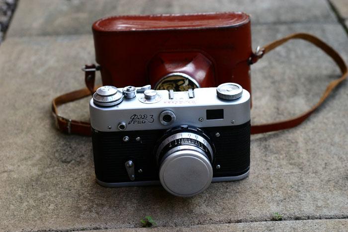 دوربین های عکاسی قدیمی و خاطره انگیز