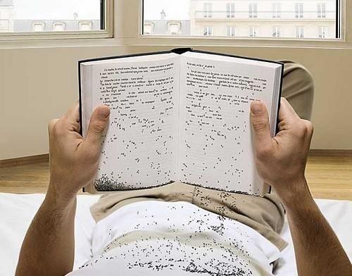 در نمایشگاه کتاب