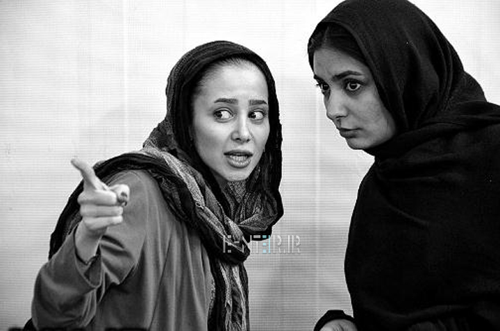 عکس جدید الناز حبیبی و لیندا کیانی