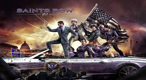 دانلود دی الی سی GAT V بازی Saints Row IV