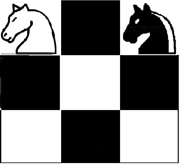 chess معمای شطرنج طوفان سرا سرگرمی ریاضی